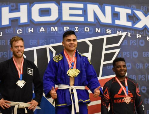 Instructor Jimmy House- 2017 AGF Phoenix Champion