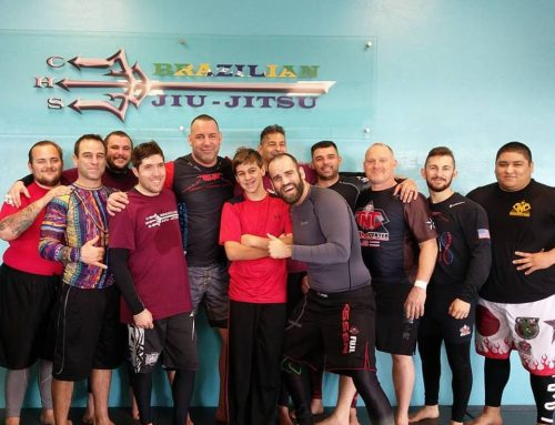 Welcome CHS BJJ to the TNT BJJ Family!