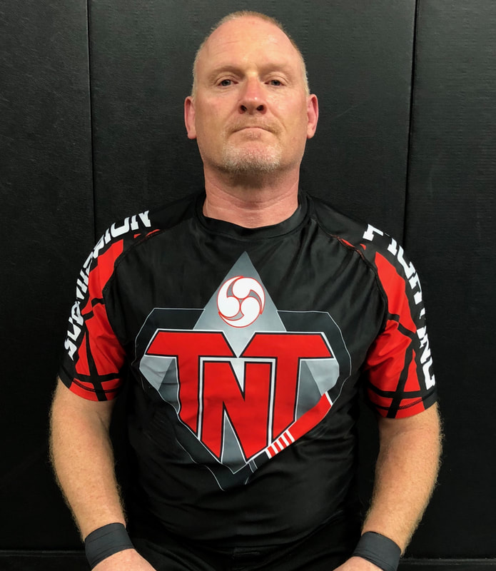 Instructors at TNT MMA Training Center in Phoenix