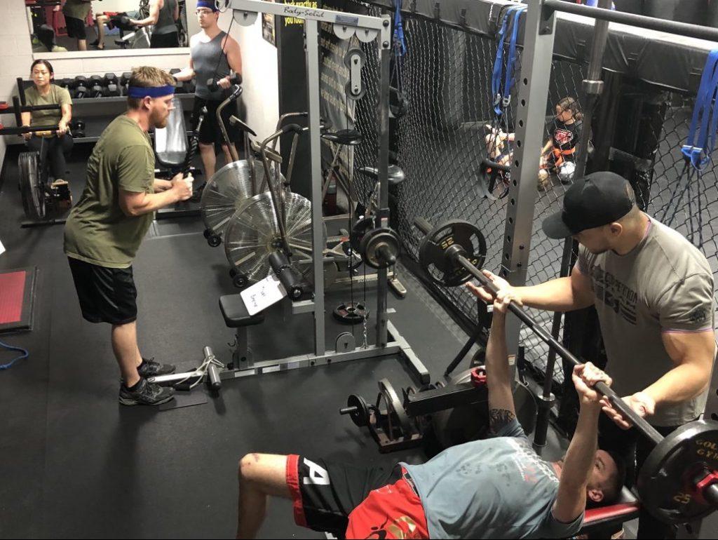 MMA Fitness Center in Phoenix, AZ - Power Tone Workout Program | TNT